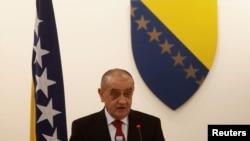 Новиот премиер на Босна, Вјекослав Беванда.