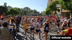 Скопски маратон 2012.