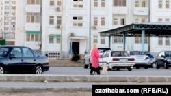 Ашхабад (архивное фото)