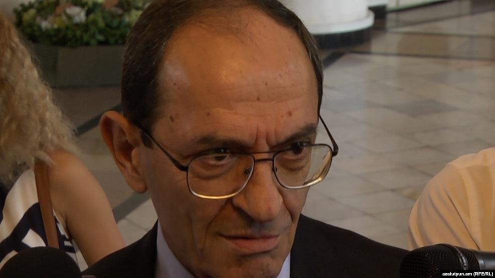 Шаварш Кочарян разъяснил Мадридские принципы
