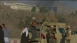 Кабулда қонақ үйге шабуылдан 5 адам мерт болды
