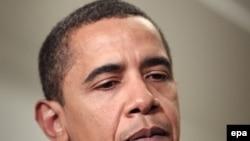 "U.S. President Barack Obama: Preserving ""all his options"" regarding Iran."