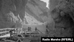 Оьрсийчоь- Дагестан. Гергебилан кIошт. Дуьххьаралера гидроэлектростанци.1930