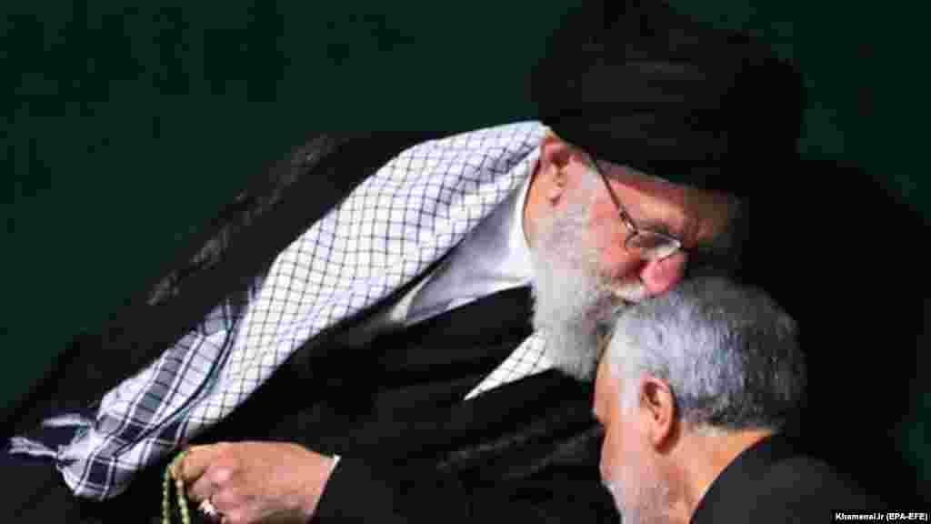 Касем Сулеймани возглавил «Аль-Кудс» в 1988 году. Эти спецчасти считаются внешнеполитическим подразделением Корпуса Стражей Исламской революции. Деятельность Сулеймани распространялась, например, на такие страны, как Ливан, Йемен, Сирия и Ирак, где он и был убит