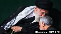 Касем Сулеймани: история «теневого» генерала в системе иранской власти (фотогалерея)