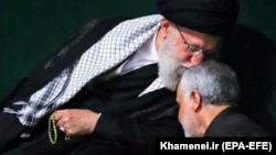 توجه و اعتماد خامنهای مهمترین دلیل رشد و شهرت قاسم سلیمانی در سپاه بود