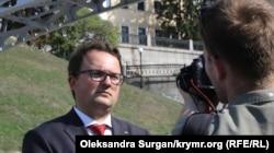 Антон Кориневич, постоянный представитель президента Украины в Крыму
