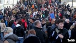Բողոքի ակցիա Մոսկվայում, արխիվ