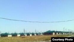 Qazaxıstana dönənlərin yaşadığı kənd