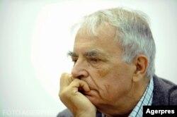 Nicolae Manolescu, imagine de arhivă.
