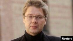 Мэр Риги Игорь Ушаков.