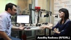 Cavid Zeynallı və Aytən Nəsibbəyli