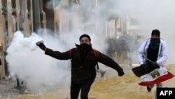 Sukobi na drugu godišnjicu egipatske revolucije