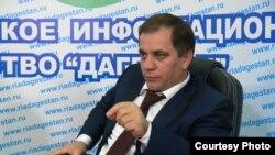 Дагъистаналъул экономикаялъул министрасул ишал тIуралев Раюдин Юсуфов