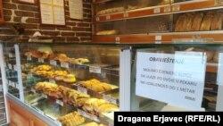 Jedna od sarajevskih pekara