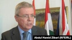 هيو إيفانز، القنصل البريطاني العام في إقليم كردستان العراق