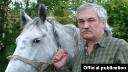 Украінскі пісьменьнік Васіль Шкляр