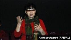 Айгуль Омарова, журналист.