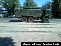 """РБ-341В """"Леер-3"""", Донецк, Украина, лето 2015 года"""