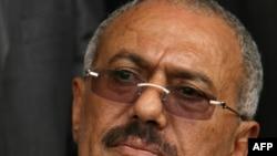 Йемен президенті Әли Абдулла Салех. 15 сәуір 2011 жыл.