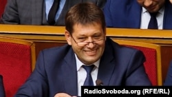 Віце-прем'єр-міністр України Володимир Кістіон