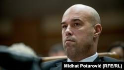 Milan Tegeltija, predsjednik Visokog sudskog i tužilačkog savjeta Bosne i Hercegovine