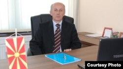 Претседателот на Комисијата за лустрација, Томе Аџиев.