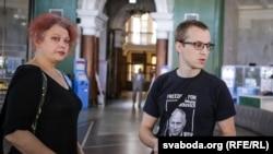 Акцыя салідарнасьці з Эдуардам Пальчысам. Выніковы фотарэпартаж