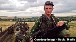 Станислав Тарасов есімді орыс солдаты.