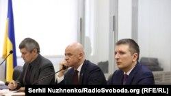 Геннадій Труханов в Апеляційному суді