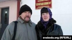 Галіна й Аляксандар Працко