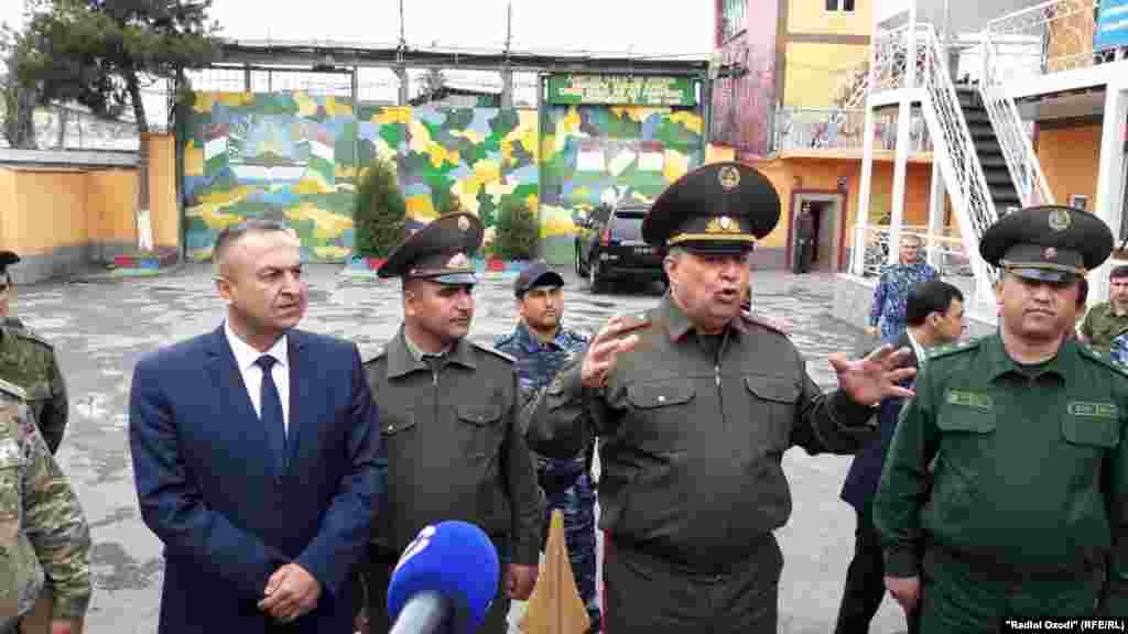 Tajikistan,Dushanbe city, amnesty of tajik prisoners, 28 October2019