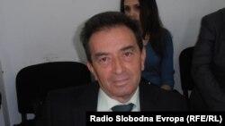 """Момчило Антевски, директор на средното општинско училиште """"Перо Наков"""" од Куманово."""