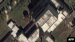 تصویر ماهواره ای تاسیسات هسته ای یانگ بیون کره شمالی