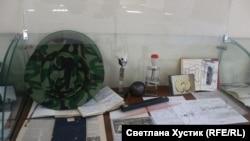 Выставка артефактов Тунгусского феномена
