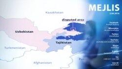 Merkezi Aziýa: Serhet jedeli ýitileşýär