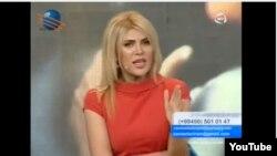 """Xoşqədəm Hidayətqızının ATV-də """"Səni axtarıram"""" verilişi. 2014"""