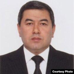 Қашқадарëнинг муваққат ҳокими Зафар Рўзиев.