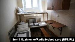 Відремонтовані камери в Лук'янівському СІЗО Києва