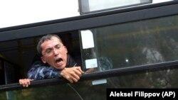 Задержания в Нур-Султане. 9 июня 2019 года.
