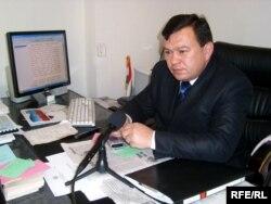 Фарҳод Раҳимов, муовини вазири маорифи Тоҷикистон
