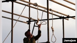 Rights activists estimate that Iran has executed several hundred people this year. (file photo)