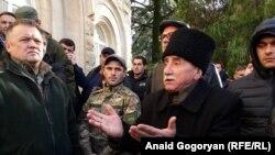 По мнению части респондентов, главным событием года в Абхазии было декабрьское обострение политической борьбы