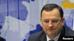 Premierul ceh Petr Nečas