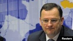 Չեխիայի վարչապետ Պետր Նեչաս