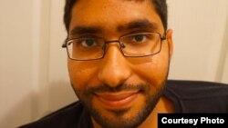 Qirg'izistondan deportatsiya qilingan birinchi xorijlik jurnalist Umar Farrux.