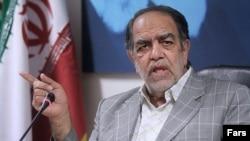 اکبر ترکان، مشاور حسن روحانی و دبیر شورای هماهنگی مناطق آزاد و ویژه اقتصادی.