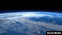 Երկիր մոլորակը, լուսանկարը՝ ԱՄՆ տիեզերական հետազոտությունների գործակալության (NASA)