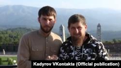 Абубакар Эдельгериев и Рамзан Кадыров