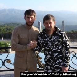 Эдельгериев Абубакар а, Кадыров Рамзан а